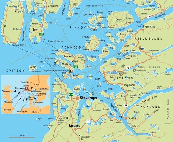 kart over finnøy Økologiske Dagligvarer AS   butikken for mat med mening! kart over finnøy